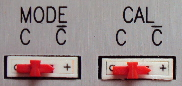 Philips PR 1613 Mode